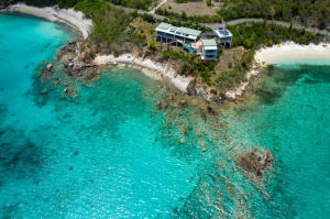 East of Eden features two exquisite sandy beaches