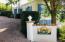 Entry to Villa - easy circular driveway