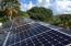 83 solar panels & diesel backup generator
