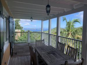 Veranda and Views