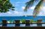 Private beachfront location