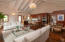 Great room, kitchen