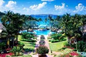 Westin resort main pool