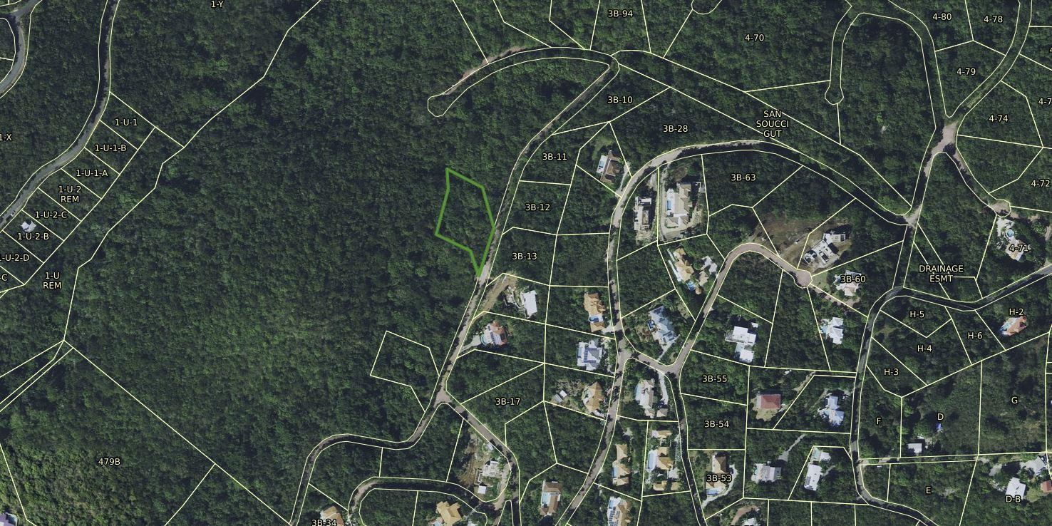 RE/MAX real estate, US Virgin Islands, Sans Soucci & Guinea Gut, New Listing  Land  Sans Soucci  Guinea Gut