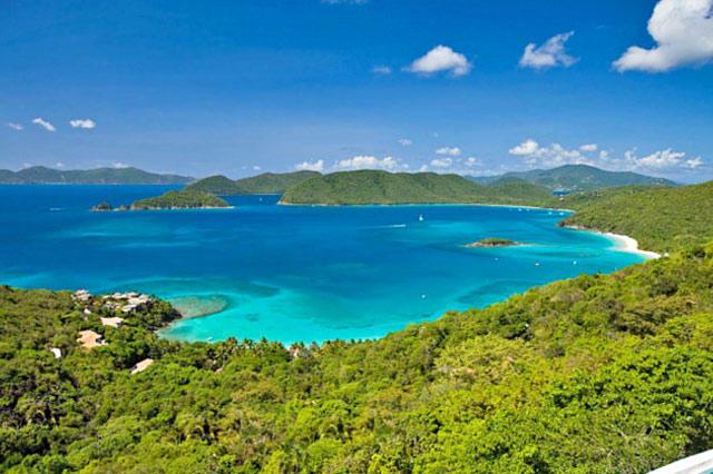RE/MAX real estate, US Virgin Islands, Peter Bay, New Listing  Land  Peter Bay