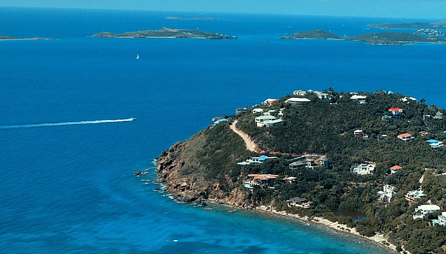 RE/MAX real estate, US Virgin Islands, Chocolate Hole, New Listing  Land  Chocolate Hole
