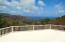 East main deck, down island views
