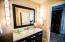 Full bath off great room