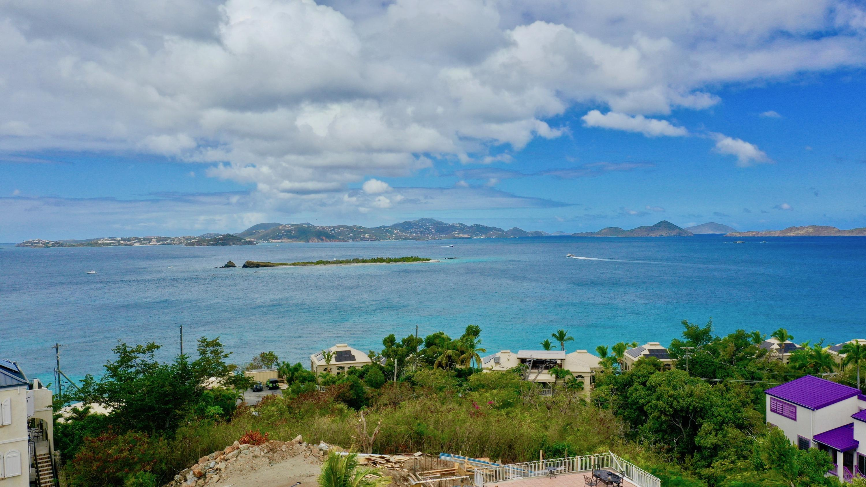 RE/MAX real estate, US Virgin Islands, Chocolate Hole and Greater Cruz Bay Estate, New Listing  Land  Cruz Bay Town