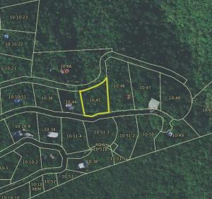 Location of Parcel 10-45 Carolina (Bordeaux Mountain)