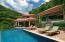 Pool, Cabana, Living Area