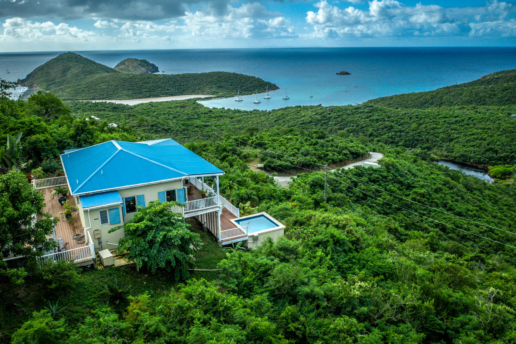 RE/MAX real estate, US Virgin Islands, Concordia, New Listing  Residential  Concordia