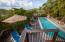 Pre-Hurricanes -Pool deck