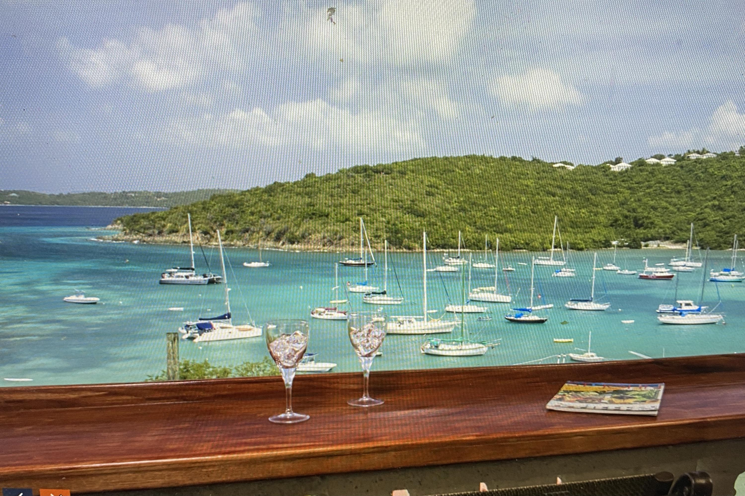 RE/MAX real estate, US Virgin Islands, Chocolate Hole and Greater Cruz Bay Estate, New Listing  Fractional Timeshare  Cruz Bay Town