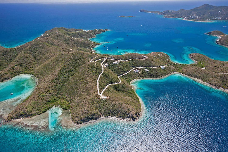 RE/MAX real estate, US Virgin Islands, Saba Bay, New Listing  Land  Saba Bay