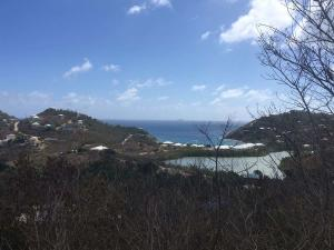 VIEW OVER CHOCOLATE HOLE