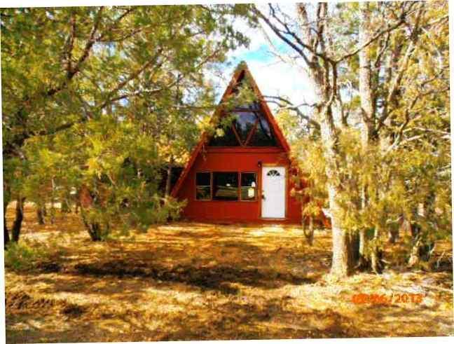 5653 Pine Ridge Drive Happy Jack, AZ 86024