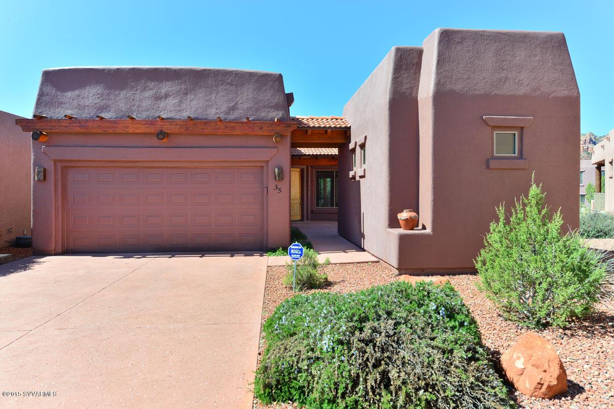 35 Bell Wash Court Sedona, AZ 86351