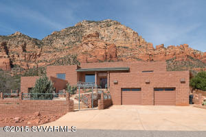Split Face Block Home with National Forest and Panoramic Views of Sedonas Red Rocks In Your Back Yard!