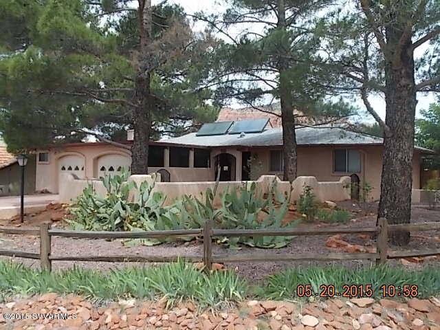 10 Spur Court Sedona, AZ 86351