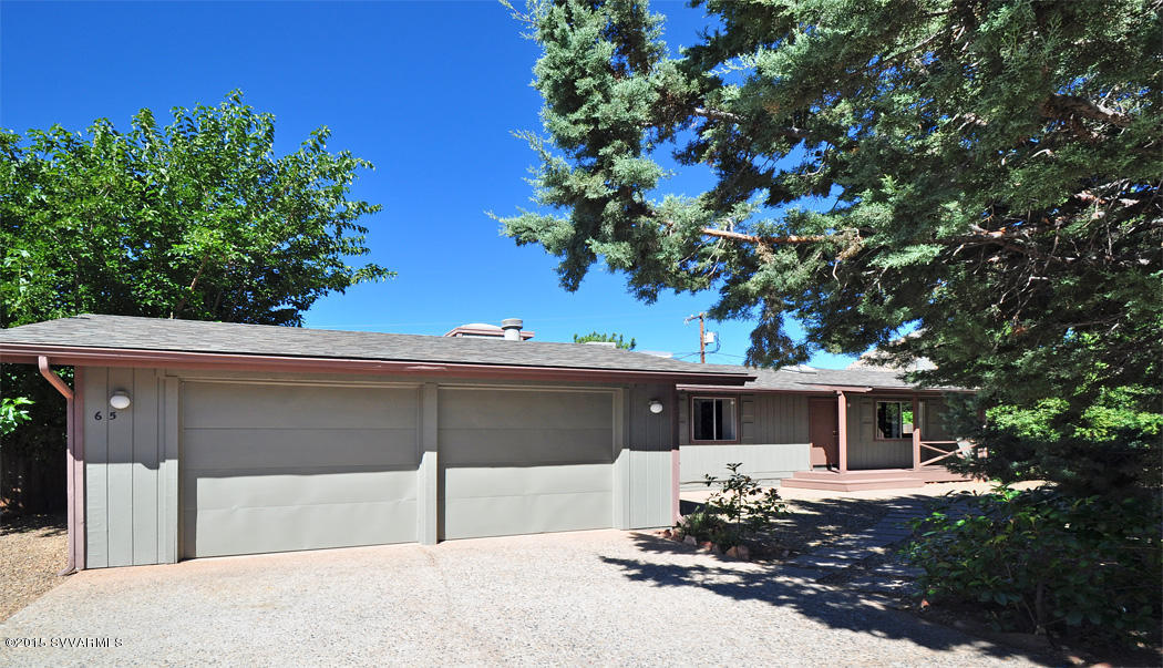 65 View Drive Sedona, AZ 86336