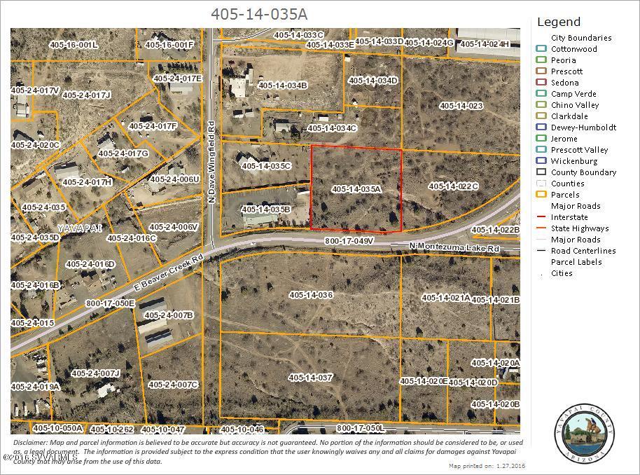 3600 E Beaver Creek Rimrock, AZ 86335
