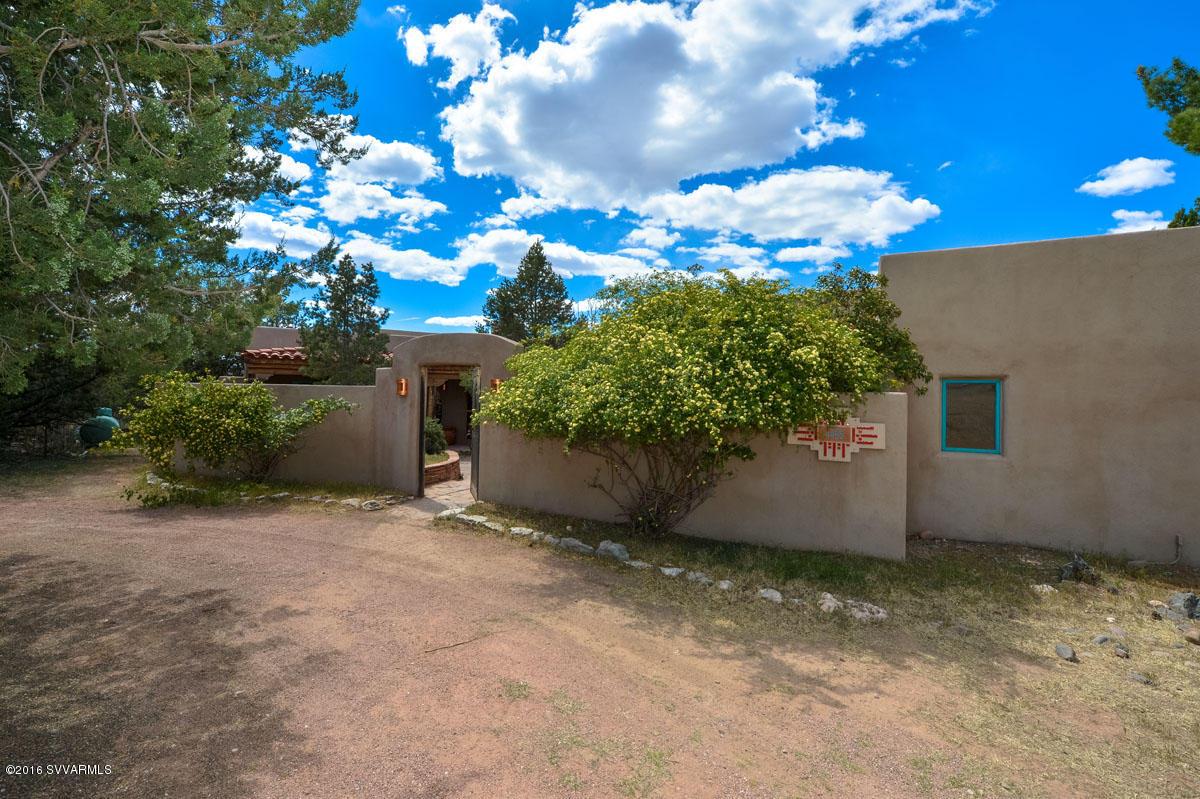 4495 E Geronimo Rd Rimrock, AZ 86335