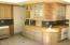 Kitchen work counters
