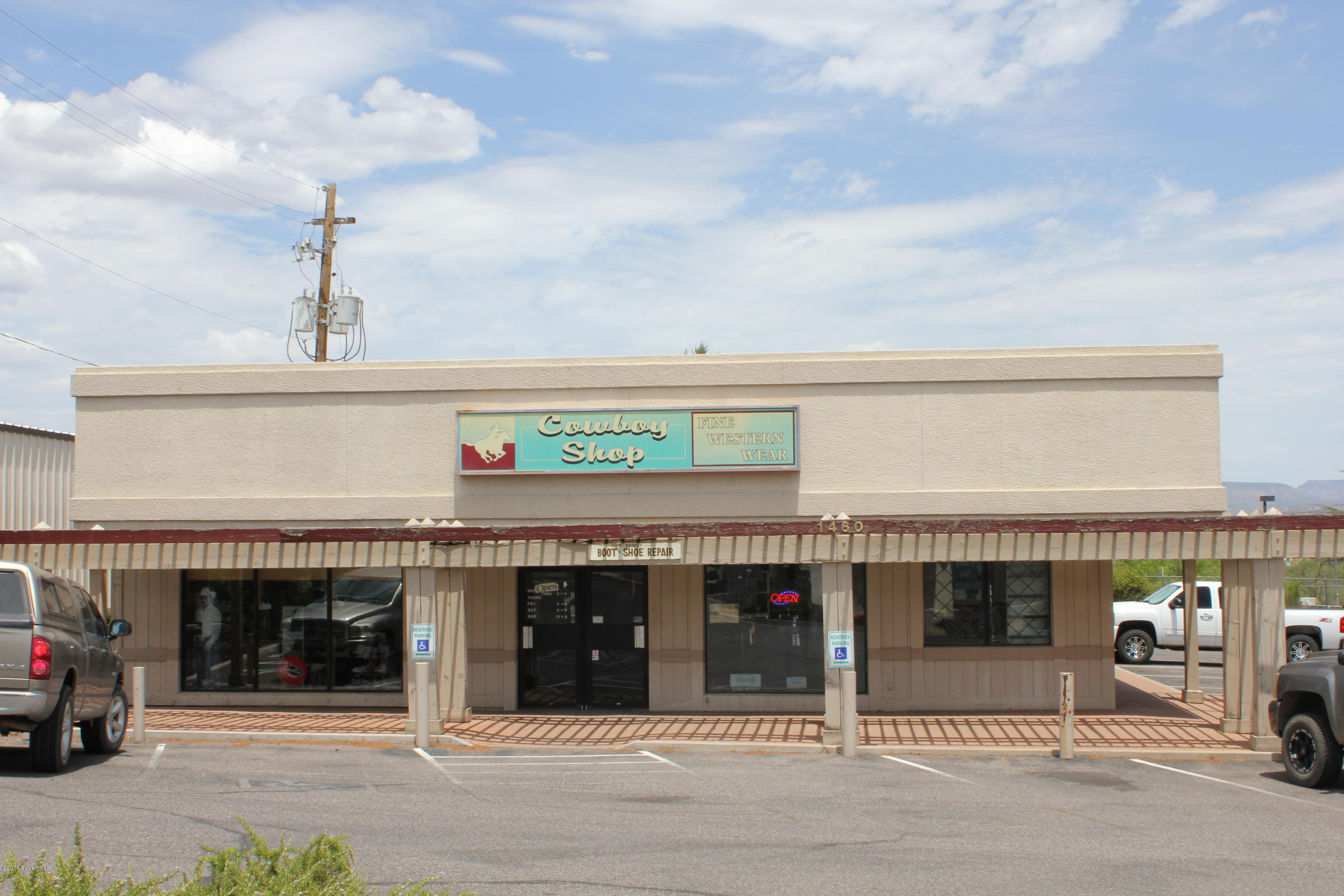 1460 E State Route 89a Cottonwood, AZ 86326