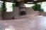 Huge tiled covered patio for parties, weddings and . . .