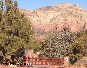 Gorgeous Red Rock Views Entering La Barranca