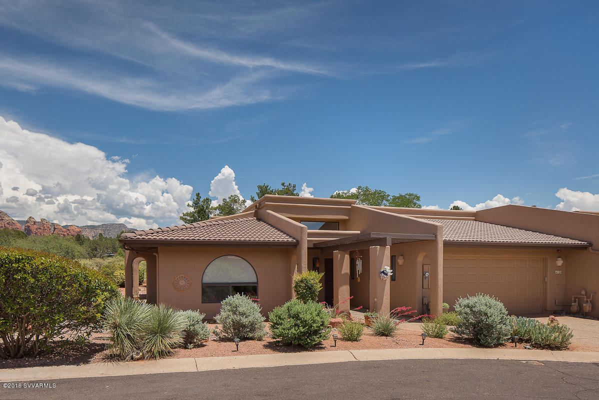 100 Geronimo Drive Sedona, AZ 86336