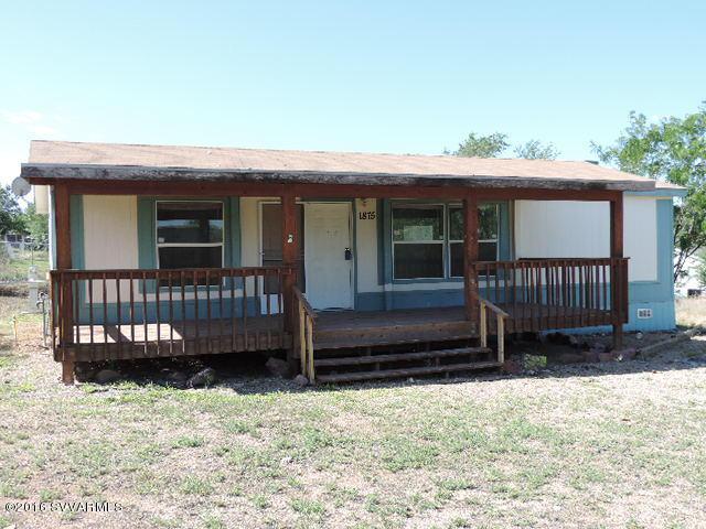 1875 Beverly Lane Chino Valley, AZ 86323