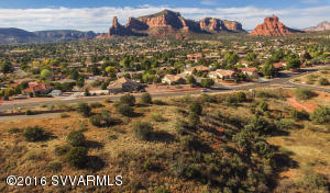 Red Rock and city views. Only 4 residential lots in this exclusive/gated community.