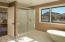 Gorgeous Views Of The Creek And Mingus Mountains; Double Shower With Glass Door; White Subway Tiles; Clawfoot Tub & Vitange Double Vanity; Period Lighting ; Separate Water Closet; White Modern Hex Tiled
