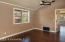 Gorgeous Beams, New Light Fixtures; New Hardwood Tongue & Groove Ceilings; Birch Hardwood Flooring; Perfect Space For Office or Den; National Forest Views; Birch Hardwood Flooring; Open Concept