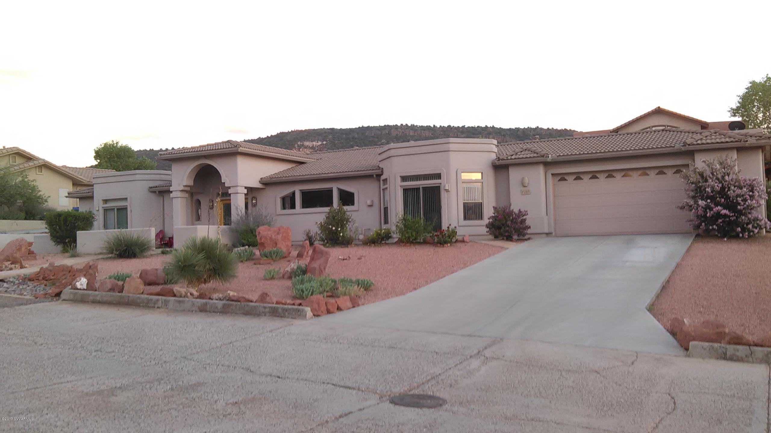 285 Concho Drive Sedona, AZ 86351