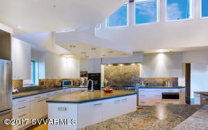 The allure of this stunning kitchen will prove simply irresistible.