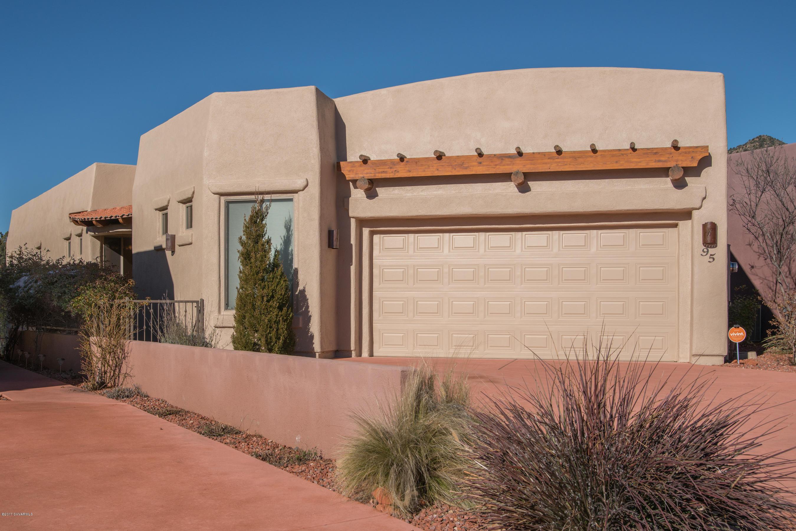 95 Bell Wash Court Sedona, AZ 86351