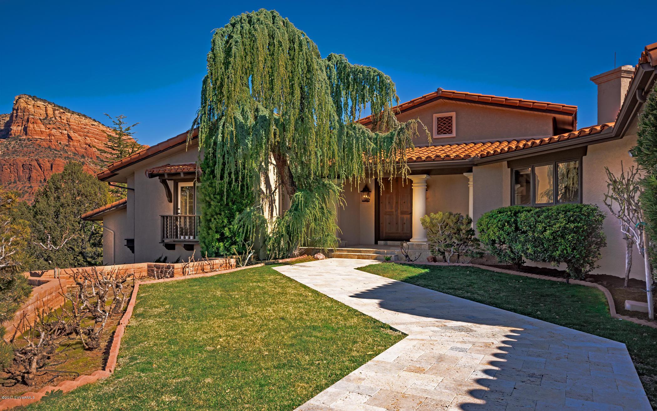250 N Cougar Drive Sedona, AZ 86336