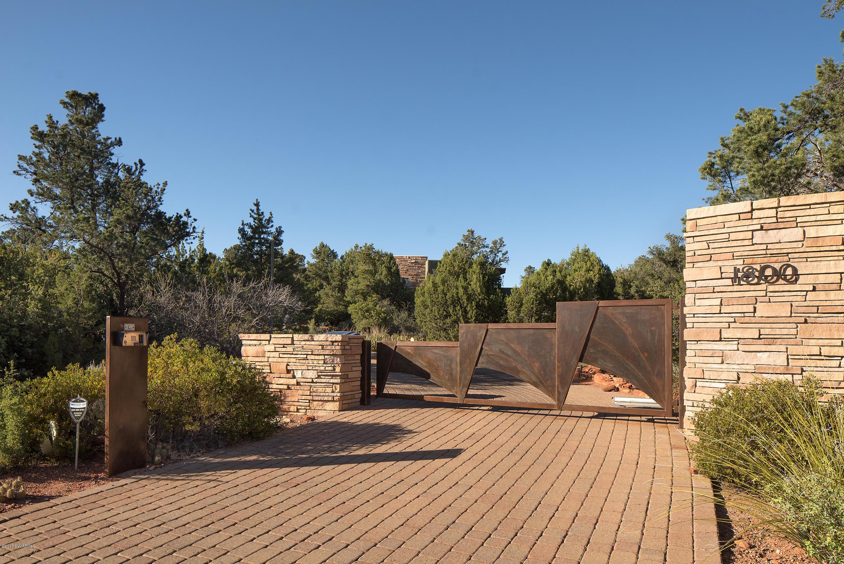 1800 Dry Creek Rd Sedona, AZ 86336