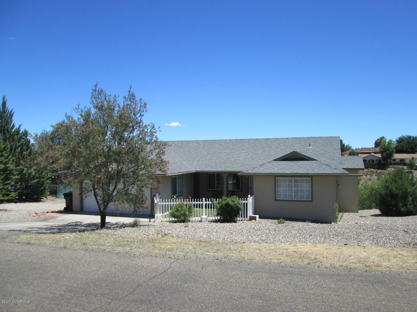 4505 Canyon Tr Cottonwood, AZ 86326