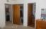 Master closet /bathroom