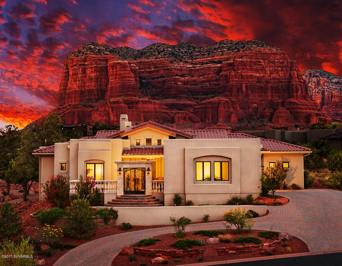 30 Overlook Way Sedona, AZ 86351