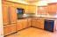 Custom Cabinets & Granite