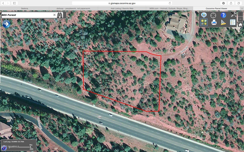 805 Forest Sedona, AZ 86336