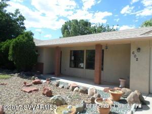 602 W Larkspur Drive, Cottonwood, AZ 86326