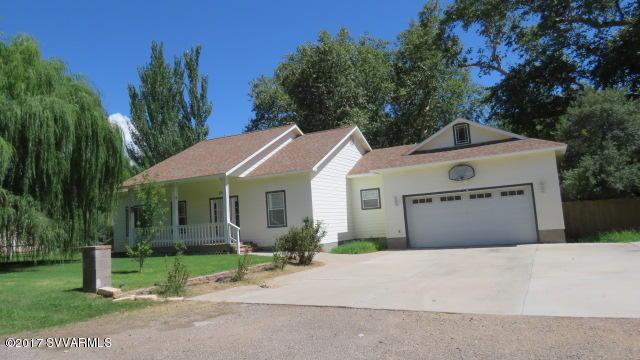 3965 E Meadow Lane Rimrock, AZ 86335