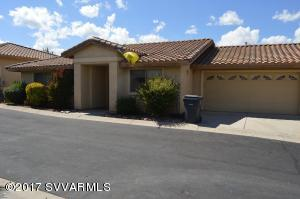 712 Skyview Lane is a townhome in Cottonwood AZ