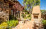 One of the many out door courtyards and patios that grace this beautiful property.